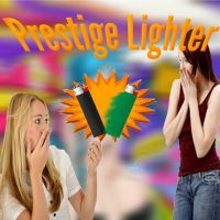 Prestige Lighter by Sylar Wax
