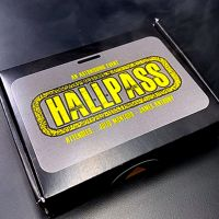HALLPASS by Julio Montoro - Trick