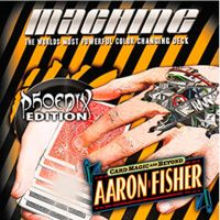 Machine - by Aaron Fisher