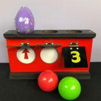 1-2-3 Balls by Daytona Magic