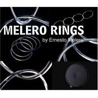 Melero Rings by Ernesto Melero