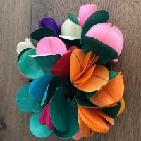 Klappblumen Papier, klein