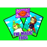 THE MAGIC FROG by Magic and Trick Defma