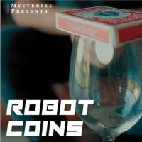 Robot Coins by Martin Braessas