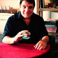 Rubik Gone by Juan Pablo Magic