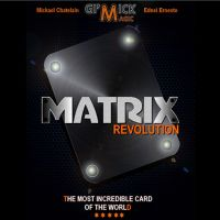 MATRIX REVOLUTION by Mickael Chatelain & Ednei Ernesto