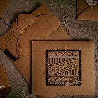 Tyvek Envelope System by Ryan Plunkett