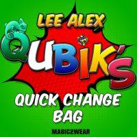 Qubik's Quick Change Bag by Lee Alex