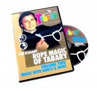 DVD Elegant Rope Magic of Tabary, Bd. 2