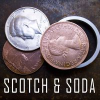 Scotch and Soda (Halbdollar/Engl. Penny)