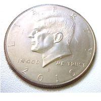 Münzen Shell Halbdollar / Slippery
