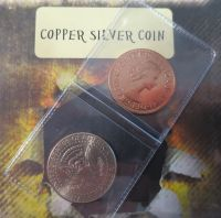 Copper Silver Coins