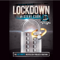LOCKDOWN by Steve Cook and Kaymar Magic