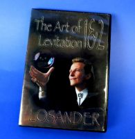 DVD The Art of Levitation, Band 1 + 2