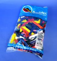 Modellierballons Qualatex, 350er