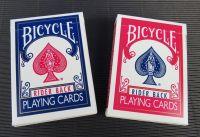 Kartenschachtel, leer, 5 Stück, Bicycle