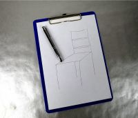 Mindreaders Clipboard - Ersatzpapier