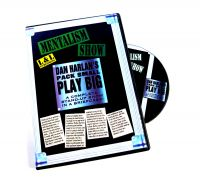 DVD Mentalism Show, Pack Small - Play Big