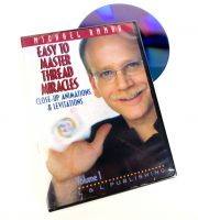 DVD Easy to Master Thread Miracles, Bd 1