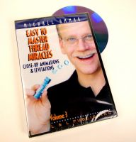 DVD Easy to Master Thread Miracles, Bd 3