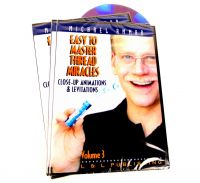 DVD Easy to Master Thread Miracles Bd1-3