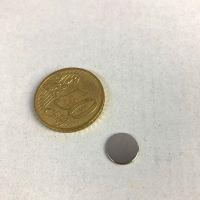 Magnet  Ø 10 mm - Höhe 0,5 mm