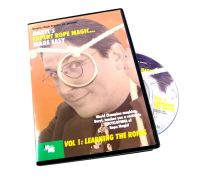 DVD Expert Rope Magic Made Easy Bd 1 - Daryl