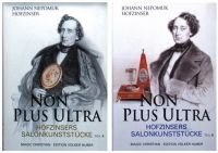 Non Plus Ultra, Band 3, Teil A+B