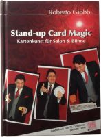 Stand Up Card Magic für Salon und Bühne - Roberto Giobbi
