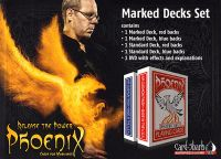Marked Deck Phoenix - SET - Card Shark