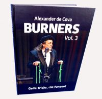 BURNERS Vol. 3 - Alexander de Cova
