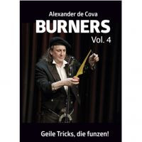 BURNERS Vol. 4 - Alexander De Cova