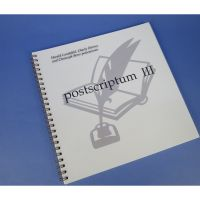 Postscriptum III