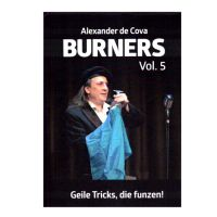 BURNERS Vol. 5 - Alexander De Cova