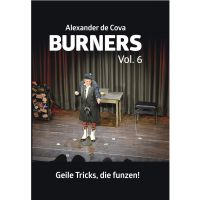 BURNERS Vol. 6 - Alexander De Cova