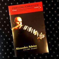 Tarbell - Bonus ALEXANDER ADRION - zu Abo 20