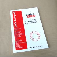 Pocket Power, Buch