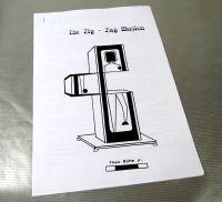 Bauplan Zig-Zag-Illusion