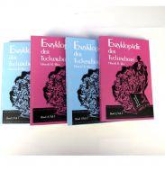 Enzyklopädie der Tuchzauberei, komplett alle 4 Bände