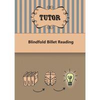 Blindfold Billet Reading