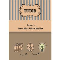 Astor's Non Plus Ultra Wallet