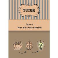 Astor's Non Plus Ultra Wallet