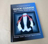 Quick Change – rapid costume changes for men