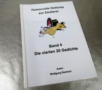 Humorvolle Gedichte zur Zauberei, Bd. 4