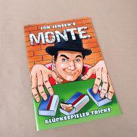 Monte - Jon Jensen's Glücksspieler-Tricks