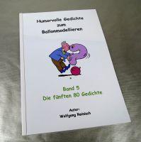 Humorvolle Gedichte Ballonmodellieren V