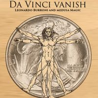 DOWNLOAD: Da Vinci Vanish by Leonardo Burroni and Medusa Magic