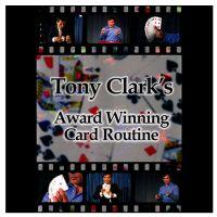 DOWNLOAD: Award Winning Card Routine Tony Clark