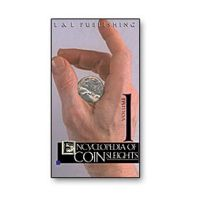 Download: Encyclopedia of Coin Sleights by Michael Rubinstein Vol 1
