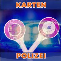 Karten Polizei by Fokx Magic